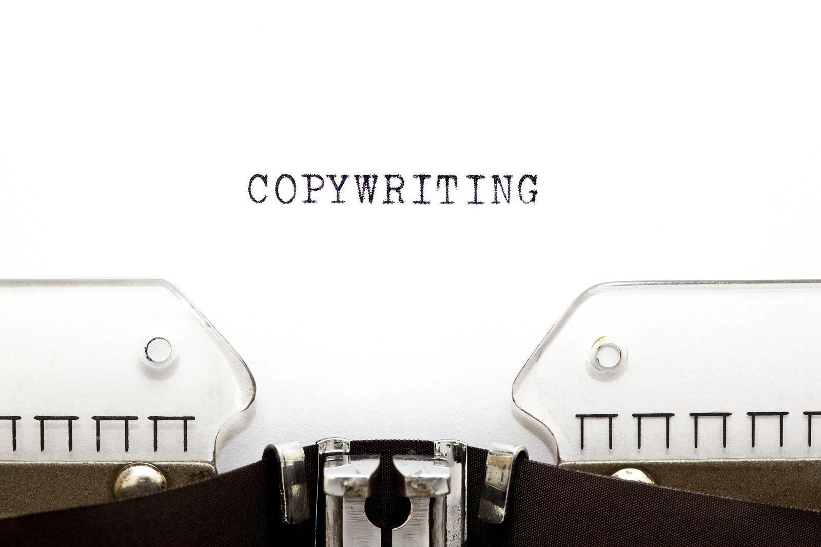 Copywriting, el arte de vender tus productos con simples palabras