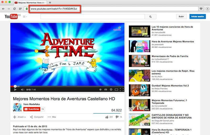 descargar audio de youtube mac