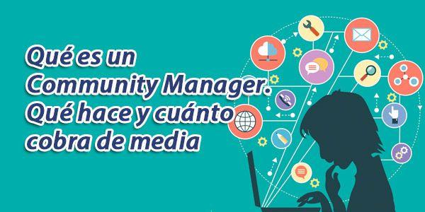 que es community manager